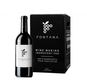 Fontanawine Home Brewing Wine Kit