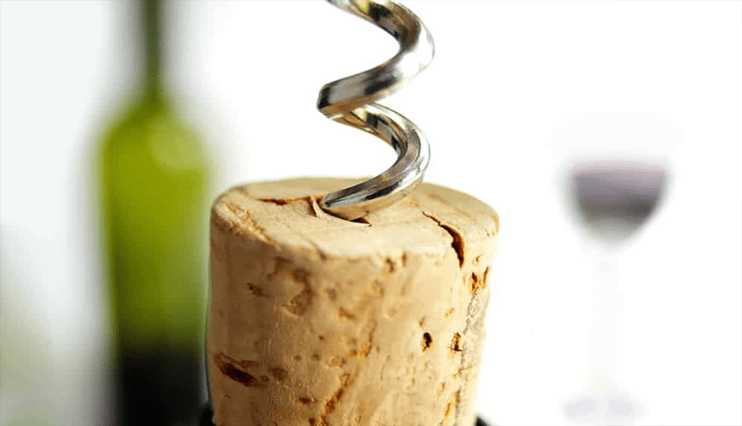 How To Remove A Cork From A Corkscrew
