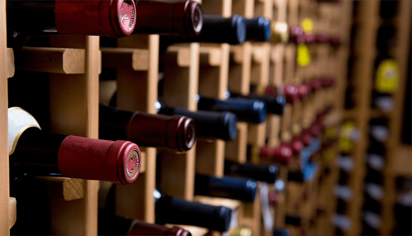 can wine be stored at room temperature